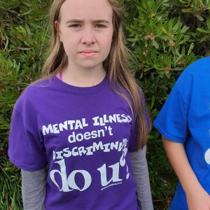 Mental Illness Doesn't Discriminate, Do You? Eco-Friendly And Fair Trade Tees